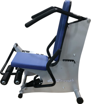 High durability upholstery for exercise equipment