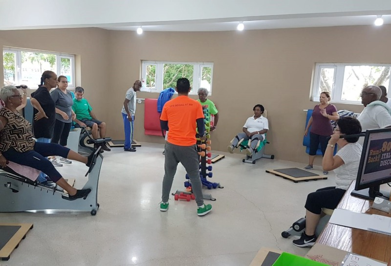 fitness equipment best for group training classes