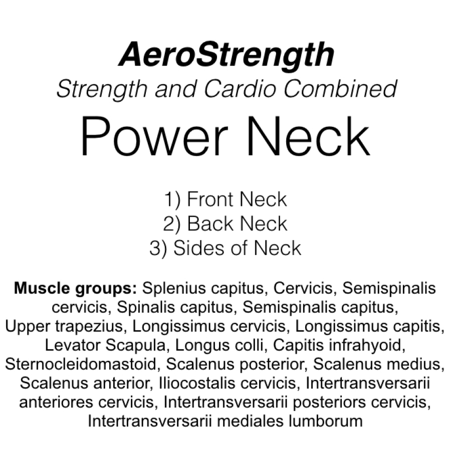 neck strength machine muscles workout exercises