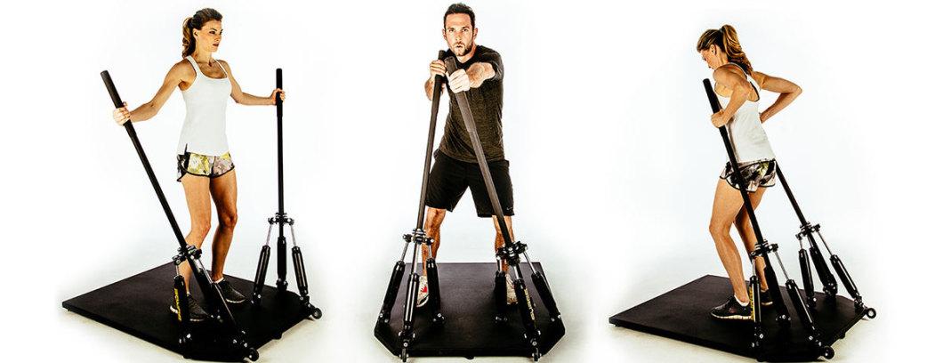 hydraulic power maxx sports trainer hydra-gym fitness