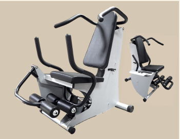hydraulic fitness physical therapy chair machine
