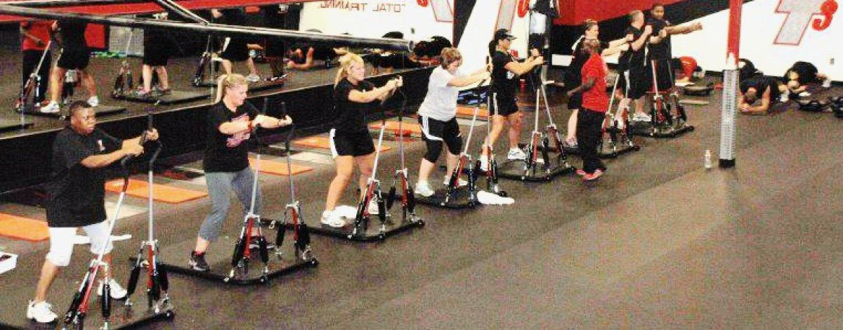 hydra-gym 360 surge class hydraulic training sticks power maxx