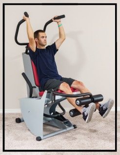 isokinetic physical therapy machine hydraulic exercise