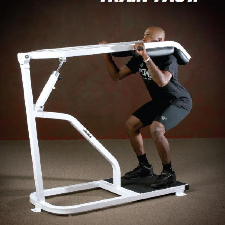 vertical squat jump training speed trainer hydra-gym