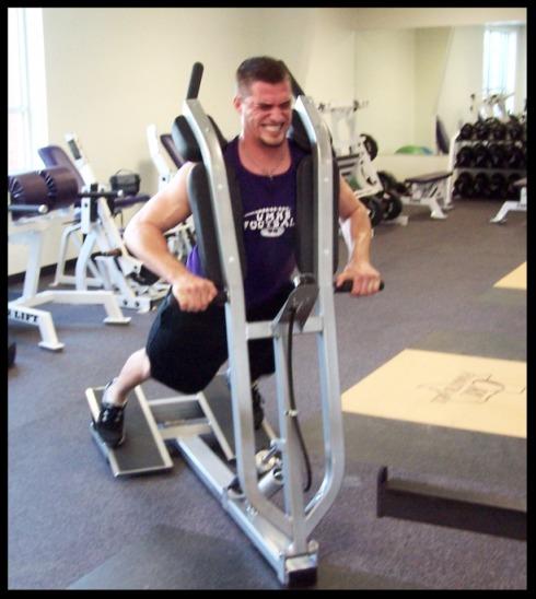 hydra-gym pro power squat athletic trainer machine
