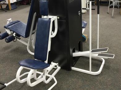 AeroStrength hydraulic fitness machines