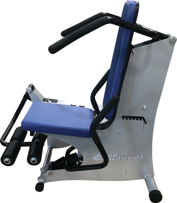 aerostrength hydraulic fitness and rehab multi-gym machine
