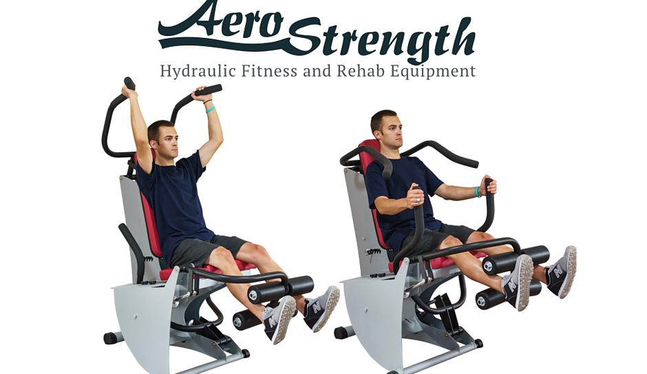 hydraulic fitness equipment hydrafitness hydra gym aerostrength